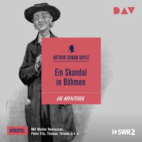 Hoerbuch Ein Skandal in Böhmen - Arthur Conan Doyle - Hans Clarin