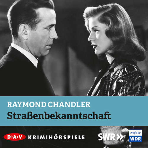 Hoerbuch Straßenbekanntschaft - Raymond Chandler - Ulrich Pleitgen