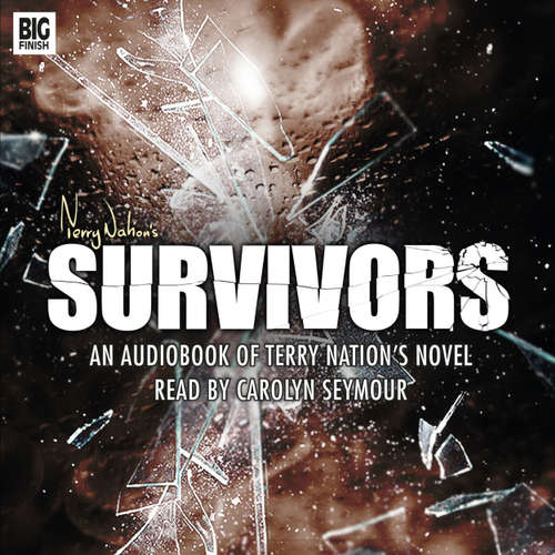 Audiobook Survivors - Terry Nation - Carolyn Seymour