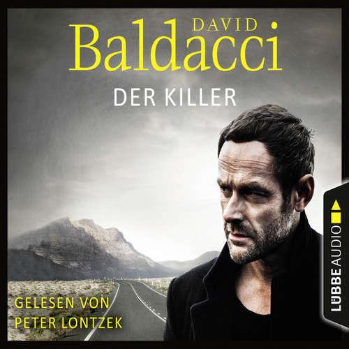 Hoerbuch Der Killer - David Baldacci - Peter Lontzek