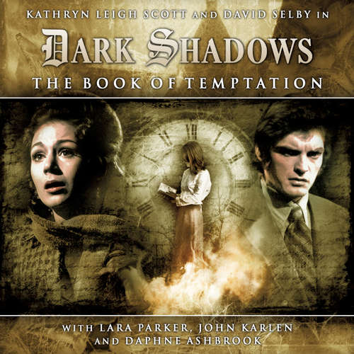 Audiobook Dark Shadows, 2: The Book of Temptation - Scott Handcock - Kathryn Leigh Scott