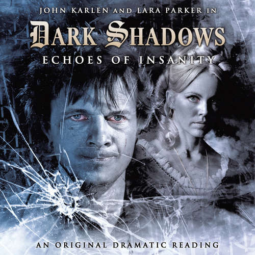 Audiobook Dark Shadows, 8: Echoes of Insanity - D Lynn Smith - John Karlen