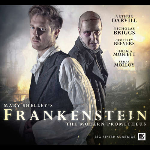 Audiobook Frankenstein - Mary Shelley - Arthur Darvill