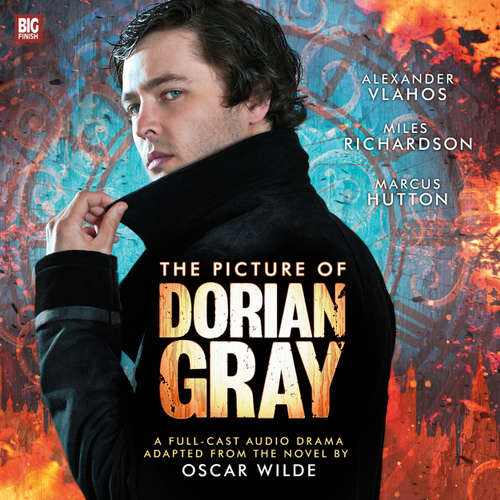 Audiobook The Picture of Dorian Gray - Oscar Wilde - Alexander Vlahos