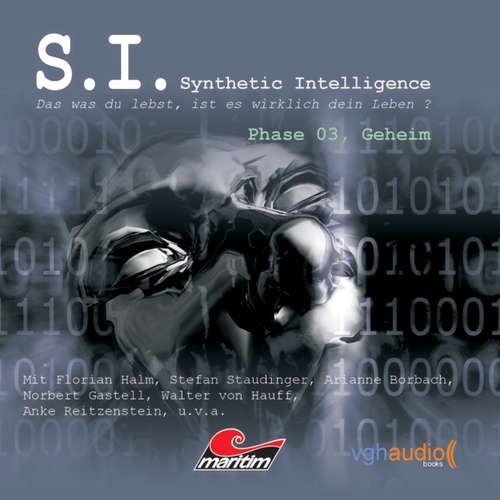 S.I. - Synthetic Intelligence, Phase 3: Geheim