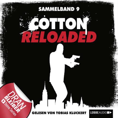 Hoerbuch Cotton Reloaded, Sammelband 9: Folgen 25-27 - Linda Budinger - Tobias Kluckert