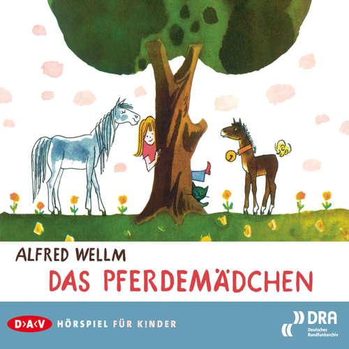 Hoerbuch Das Pferdemädchen - Alfred Wellm - Walter Jäckel