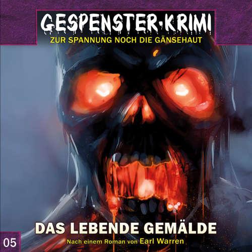 Hoerbuch Gespenster-Krimi, Folge 5: Das lebende Gemälde - Markus Duschek - Frank Felicetti