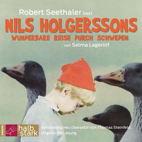 Hoerbuch Nils Holgerssons wunderbare Reise durch Schweden - Selma Lagerlöf - Robert Seethaler
