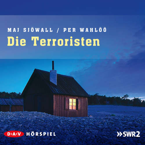 Hoerbuch Die Terroristen - Maj Sjöwall - Charls Wirths