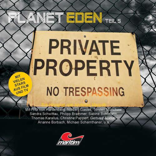 Hoerbuch Planet Eden, Planet Eden, Teil 5 - Andreas Masuth - Sandra Schwittau