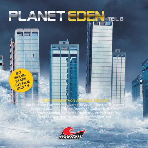 Hoerbuch Planet Eden, Planet Eden, Teil 6 - Andreas Masuth - Sandra Schwittau