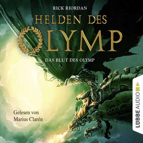 Hoerbuch Helden des Olymp, Teil 5: Das Blut des Olymp - Rick Riordan - Marius Clarén