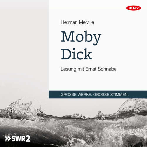 Hoerbuch Moby Dick - Herman Melville - Ernst Schnabel