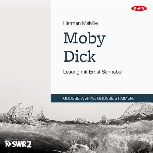 Hoerbuch Moby Dick - Herman Melville - Ernst Schnabel