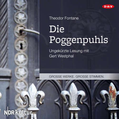 Hoerbuch Die Poggenpuhls - Theodor Fontane - Gert Westphal