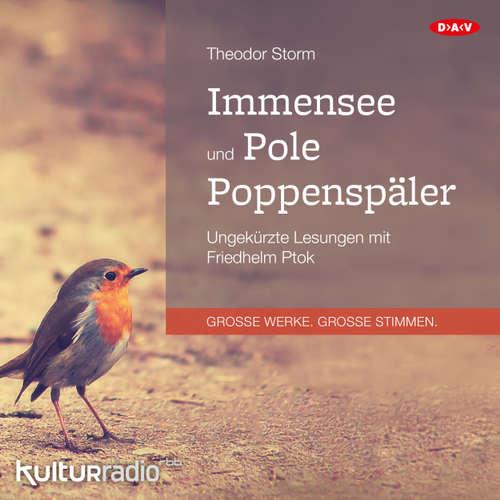 Hoerbuch Immensee und Pole Poppenspäler - Theodor Storm - Friedhelm Ptok