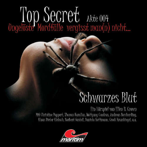 Top Secret, Akte 4: Schwarzes Blut