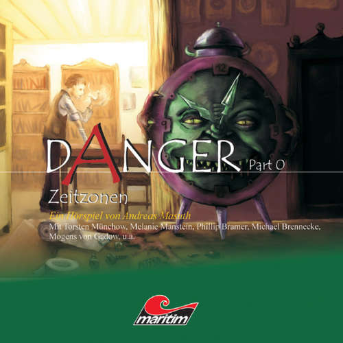 Danger, Part: Zeitzonen