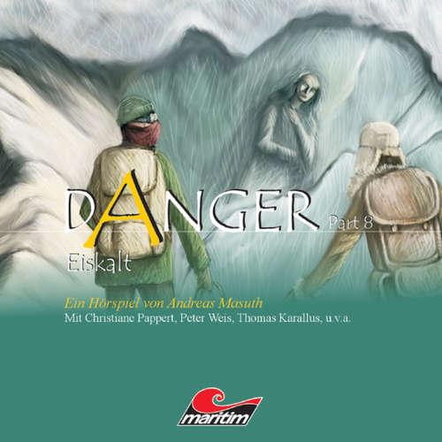 Hoerbuch Danger, Part 8: Eiskalt - Andreas Masuth - K.Dieter Klebsch