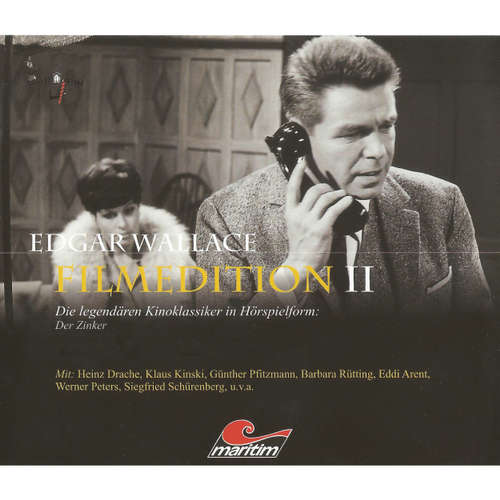 Edgar Wallace - Filmedition, Folge 4: Der Zinker