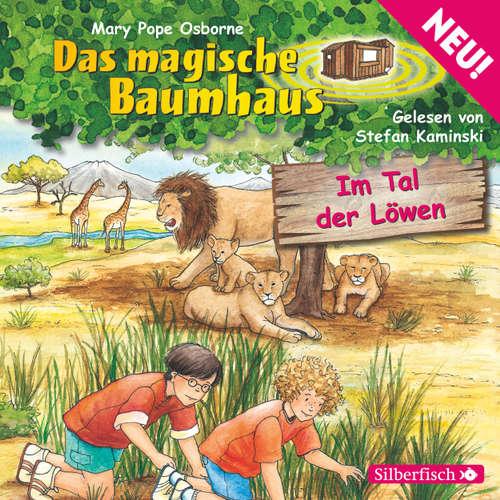 Das magische Baumhaus, Folge 11: Im Tal der Löwen