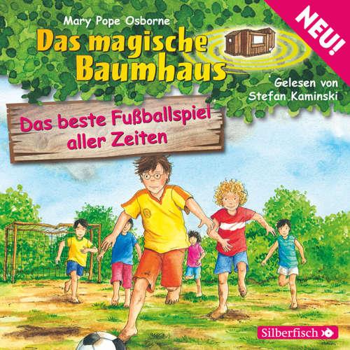 Das magische Baumhaus, Folge 50: Das beste Fußballspiel aller Zeiten
