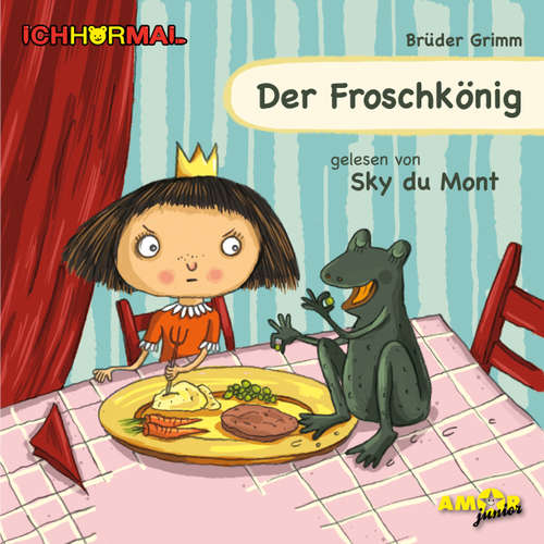 Hoerbuch Der Froschkönig - Gebrüder Grimm - Sky du Mont