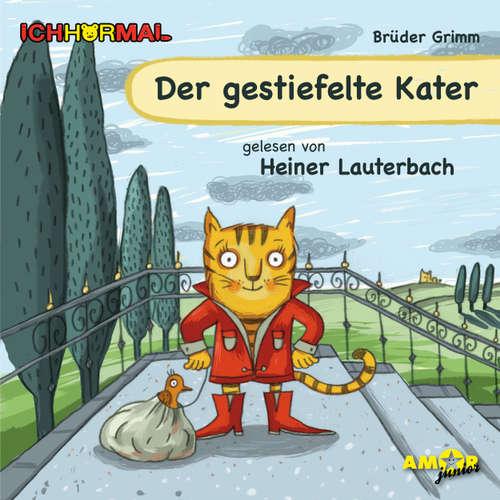 Hoerbuch Der gestiefelte Kater - Gebrüder Grimm - Heiner Lauterbach
