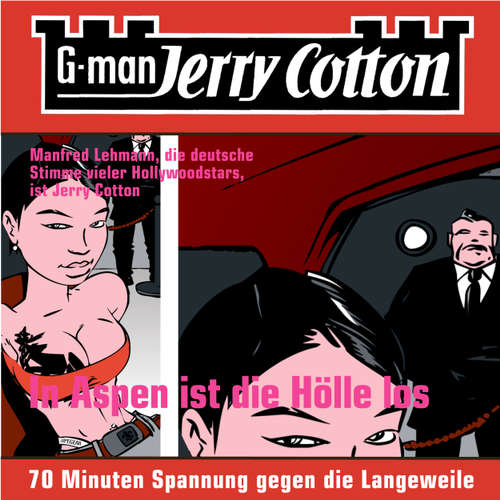 Jerry Cotton, Folge 1: In Aspen ist die Hölle los