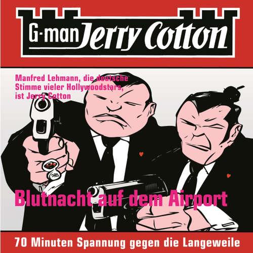 Jerry Cotton, Folge 4: Blutnacht auf dem Airport