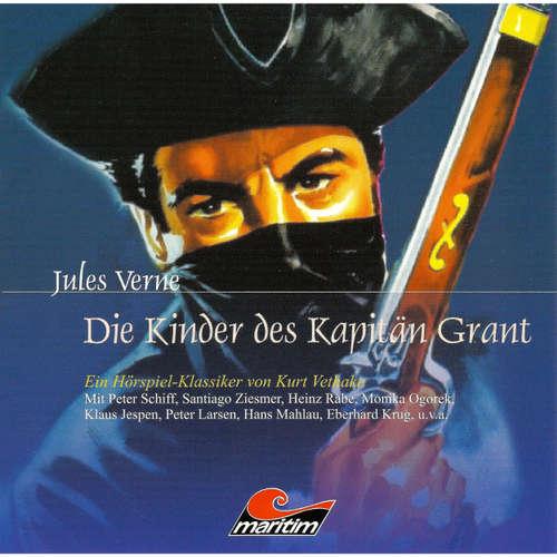 Hoerbuch Jules Verne, Folge 4: Die Kinder des Kapitän Grant - Andreas Masuth - Heinz Rabe Eberhart Krug