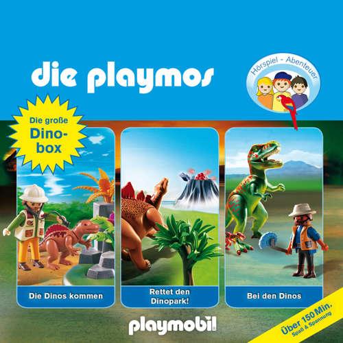 Die Playmos - Das Original Playmobil Hörspiel, Die große Dino-Box, Folgen 3, 17, 30