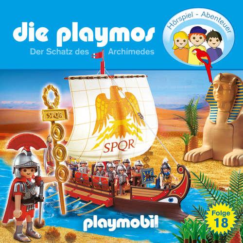 Die Playmos - Das Original Playmobil Hörspiel, Folge 18: Der Schatz des Archimedes