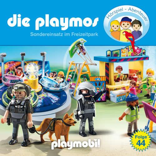 Die Playmos - Das Original Playmobil Hörspiel, Folge 44: Spezialeinsatz im Freizeitpark
