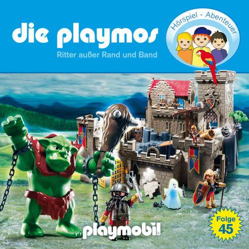 Die Playmos - Das Original Playmobil Hörspiel, Folge 45: Ritter außer Rand und Band