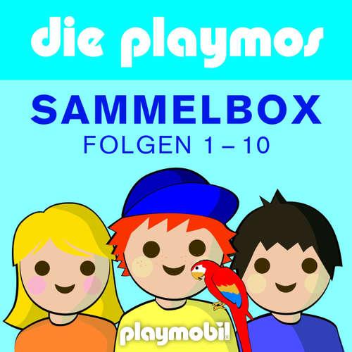 Hoerbuch Die Playmos - Das Original Playmobil Hörspiel, Boxenset, Folgen 1-10 - Simon X. Rost - Gerrit Schmidt-Foß