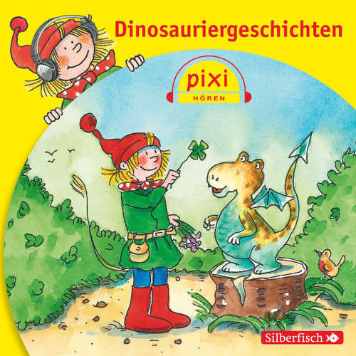 Pixi Hören, Dinosauriergeschichten