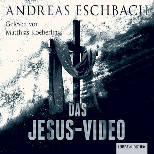 Hoerbuch Das Jesus-Video - Andreas Eschbach - Matthias Koeberlin