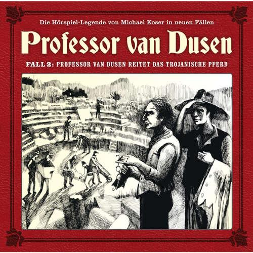 Professor van Dusen, Die neuen Fälle, Fall 2: Professor van Dusen reitet das trojanische Pferd