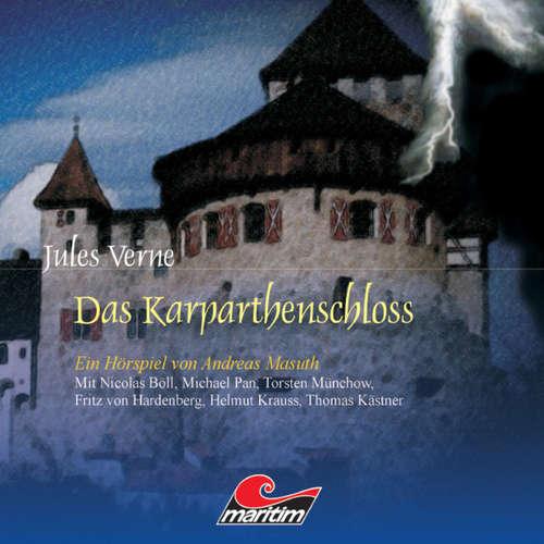 Hoerbuch Jules Verne, Folge 1: Das Karparthenschloss - Jules Verne - Nicolas Böll