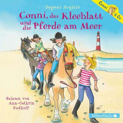 Conni & Co, Folge 11: Conni, das Kleeblatt und die Pferde am Meer