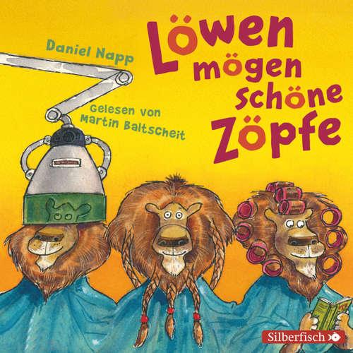 Löwen mögen schöne Zöpfe - Das Laute-Hörbuch zum Mitmachen