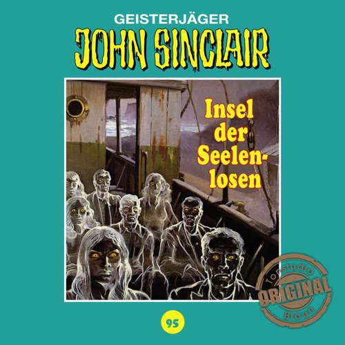 John Sinclair, Tonstudio Braun, Folge 95: Insel der Seelenlosen