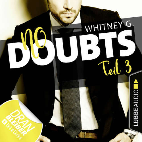Hoerbuch No Doubts - Reasonable Doubt 3 - Whitney G. - Sebastian Walch