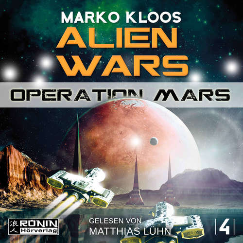 Operation Mars - Alien Wars 4