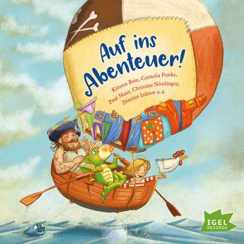 Hoerbuch Auf ins Abenteuer! - Anja Fröhlich - Jutta Richter