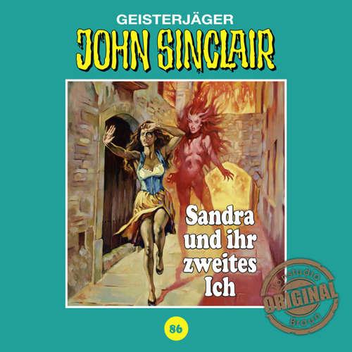 Hoerbuch John Sinclair, Tonstudio Braun, Folge 86: Sandra und ihr zweites Ich - Jason Dark -  Diverse