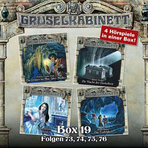 Hoerbuch Gruselkabinett, Box 19: Folgen 73, 74, 75, 76 - Arthur Conan Doyle - Marc Oliver Schulze