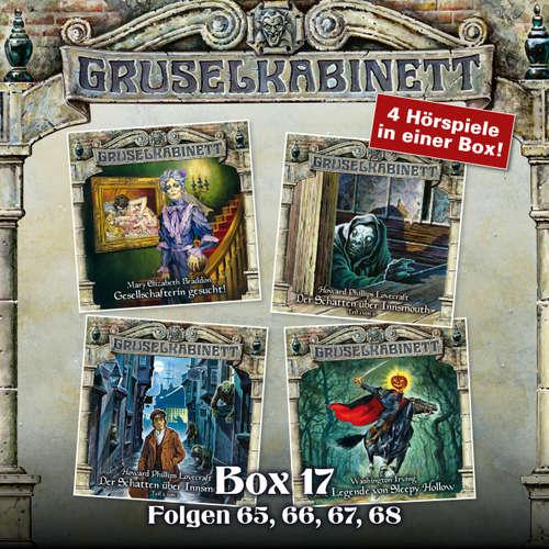Hoerbuch Gruselkabinett, Box 17: Folgen 65, 66, 67, 68 - Mary Elizabeth Braddon - Ingrid van Bergen